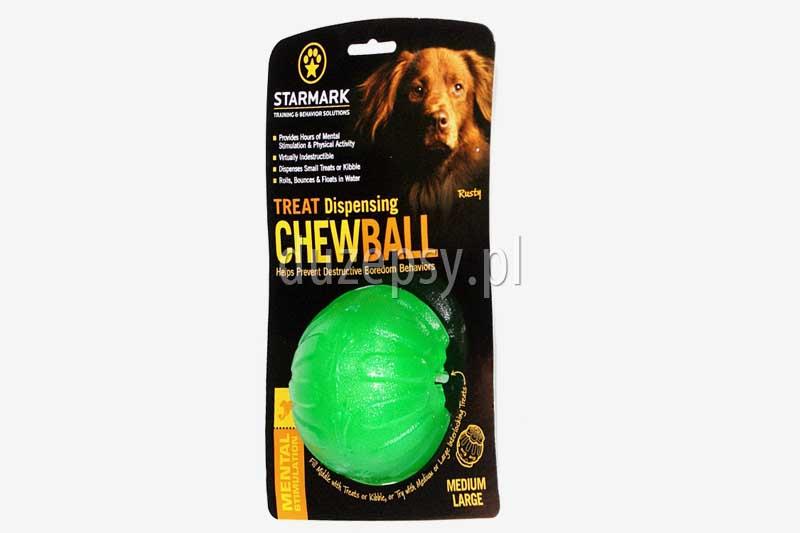 Piłka dla psa na smakołyki extra mocna STARMARK. piłka dla psa na przysmaki; extra mocna piłka dla psa; piłki Starmark dla psów; mocna piłka dla psa; mocna piłka dla dużego psa; piłka dla owczarka niemieckiego; zabawki dla psów; piłka do szkolenia psa; piłki na przysmaki dla psa; zabawki dla dużego psa, zabawki dla psa sklep, akcesoria dla psa sklep, sklep zoologiczny online; DuzePsy.pl