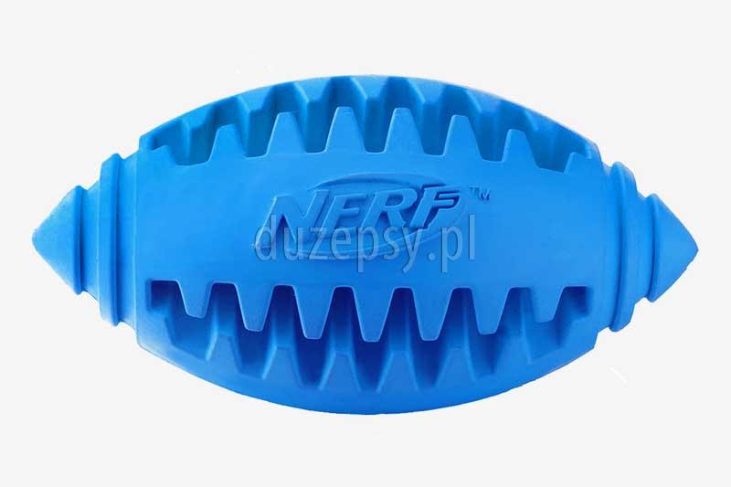 Piłka dla psa do czyszczenia zębów Nerf Dog 10 cm. Piłka dla psa trixie, piłka dla psa z zębami, piłka dla psa na przysmaki; zabawki Nerf Dog, mocna piłak dla psa, zabawki do czyszczenia zębów psa; piłka z naturalnej gumy dla psa; piłka dla psa do czyszczenia zębów, zabawki dla psa sklep, piłka ażurowa dla psa, piłka gumowa dla psa, piłki z mocnej gumy dla psów; zabawki dla psa do gryzienia; mocna zabawka do gryzienia dla psa; piłka do gryzienia dla owczarka; gryzak dla psa; zabawki z naturalnej gumy dla psów; mocna piłka dla psa; sklep zoologiczny duzepsy.pl