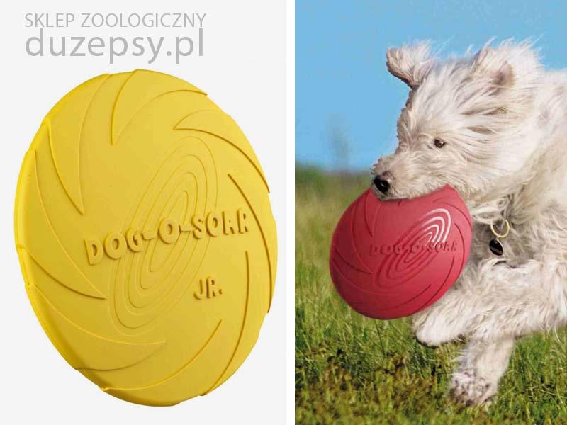 Dysk frisbee dla psa pływający z naturalnej gumy Trixie ø 15-24 cm. Dysk frisbee dla psa. Dysk frisbee pływający. Frisbee z naturalnej gumy. Frisbee dla psa. Zabawki dla psów.