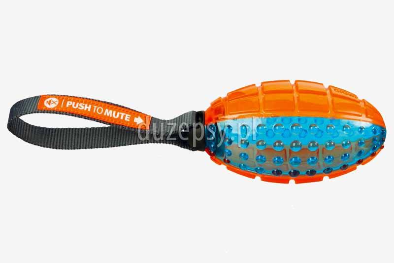 Piłka dla dużego psa z gumy termoplastycznej z możliwością wyłączania dźwięku Trixie. Zabawki z gumy termoplastycznej dla psa, mocne zabawki dla psów, zabawki dla psów tanie, zabawki dla psów trixie, piłka do szkolenia psa, piłka do nauki aportowania, piłki ze sznurkiem, zabawki piszczące dla psa, piłka aportowa dla psa, mocna piłka z kolcami, mocna piłka do szkolenia psa, zabawki dla psów duży wybór oferuje sklep zoologiczny DuzePsy.pl