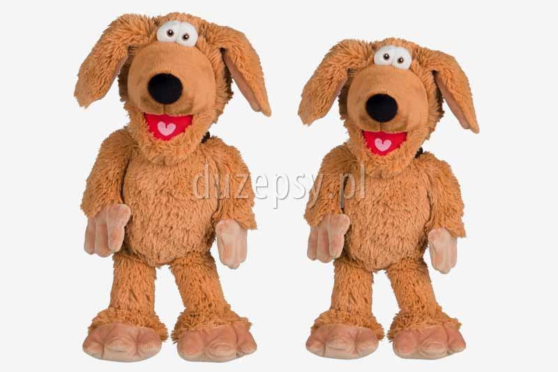 Pluszak dla psa maskotka piszcząca pies WIWALDI TRIXIE. Pluszowa zabawka dla psa piszczący pies Bitzer Shaun The Sheep TRIXIE. Zabawki dla psów. Maskotki dla psów. Maskotka dla psa. Zabawki piszczące dla psa. Zabawki dla psa oferuje sklep zoologiczny Duzepsy.pl