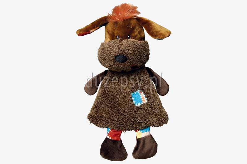Pluszak dla psa zabawka z dźwiękiem PIES TRIXIE 28 cm. maskotka piszcząca dla psa. Pluszowa zabawka dla psa piszczący sęp. Zabawki dla dużych psów. Zabawki dla psów. Maskotki dla psów. Maskotka dla psa. Zabawki piszczące dla psa. Zabawki dla psa oferuje sklep zoologiczny Duzepsy.pl