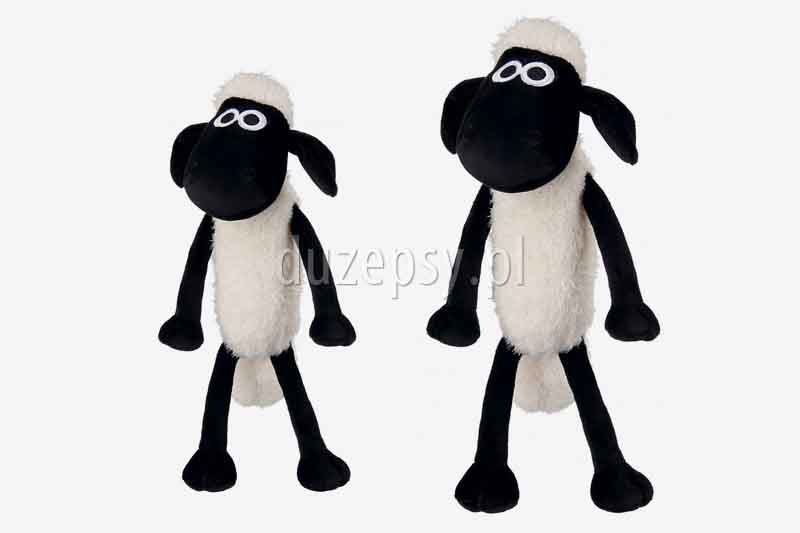 Pluszowa zabawka dla psa piszcząca baranek Shaun The Sheep TRIXIE. Zabawki dla psów. Maskotki dla psów. Maskotka dla psa. Zabawki piszczące dla psa. Zabawki dla psa oferuje sklep zoologiczny Duzepsy.pl