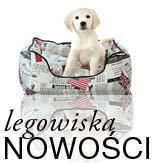 Legowiska dla psów - Nowości w sklepie zoologicznym DuzePsy.pl